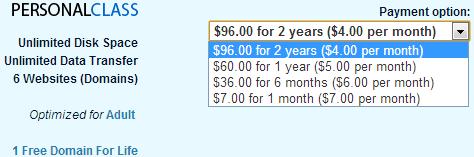 arvixe_price
